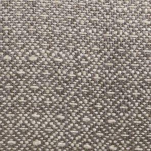 Méridienne droite en tissu losange gris et frêne massif - Eugénie - Visuel n°33