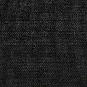 Méridienne gauche en tissu anthracite - Eugénie - Visuel n°8