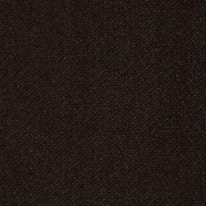 Méridienne gauche en hévéa noir et velours kaki - Eugénie - Visuel n°9