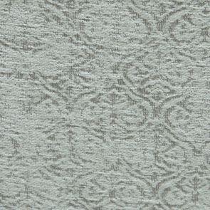 Méridienne gauche en tissu arabesque perle - Eugénie - Visuel n°23