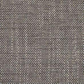 Méridienne gauche en hévéa blanc et tissu gris chambray - Eugénie - Visuel n°8