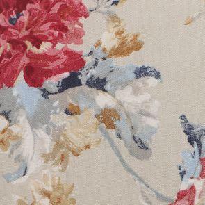 Chaise médaillon en tissu jardin anglais - Hortense - Visuel n°7
