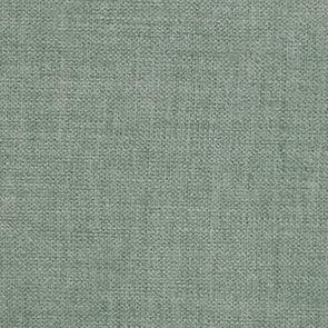Chaise médaillon en tissu et hévéa - Hortense - Visuel n°2