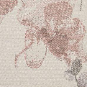 Chaise médaillon en tissu fleurs opaline - Hortense - Visuel n°7