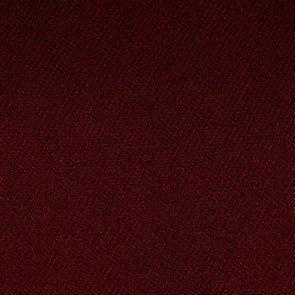 Chaise médaillon en velours lie de vin - Hortense - Visuel n°7