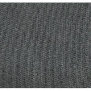 Chaise médaillon en tissu velours vert bleuté - Hortense