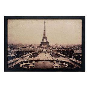 Tableau imprimé Tour Eiffel