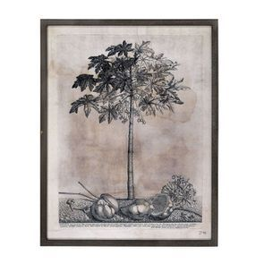 Tableau imprimé arbre