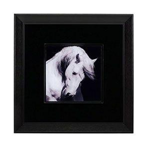 Tableau mural motif cheval en verre - Visuel n°4