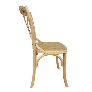Chaise bistrot en bouleau massif - Visuel n°6