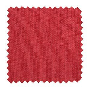 Tissu au mètre rouge cerise
