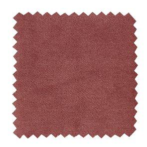 Tissu au mètre velours rose