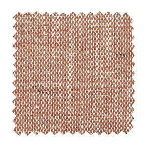 Tissu Orange briqué - Visuel n°1