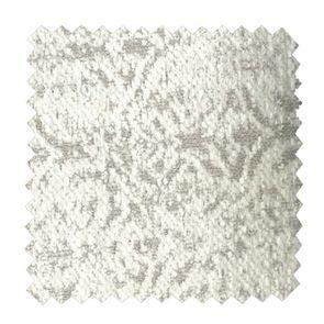 Tissu au mètre arabesque perle