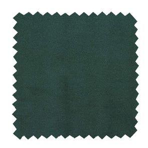 Tissu Velours ras Vert bleuté