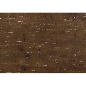 Buffet bas 2 portes en pin grège vieilli - Château - Visuel n°5