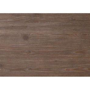 Bureau gris 4 tiroirs en pin massif - Château - Visuel n°6