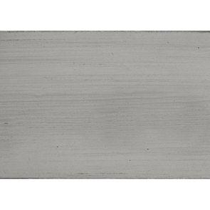 Buffet vaisselier 3 portes vitrées en pin gris argenté - Château - Visuel n°3