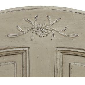 Lit 180x200 en pin grège vieilli - Château - Visuel n°11