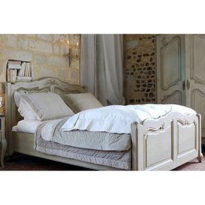 Tête de lit 160 en pin massif - Château