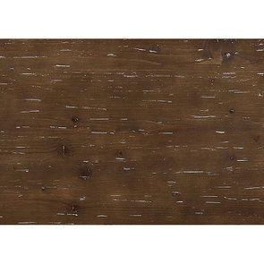 Table de chevet 1 porte 1 tiroir en pin massif - Château - Visuel n°3