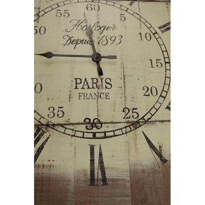 Horloge murale décorative en bois - Visuel n°6