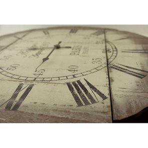 Horloge murale décorative en bois - Visuel n°7