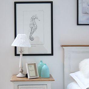 Lampe en bois et céramique - Visuel n°2