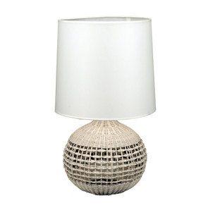 Lampe en rotin XL - Visuel n°4