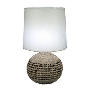 Lampe en rotin XL - Visuel n°5