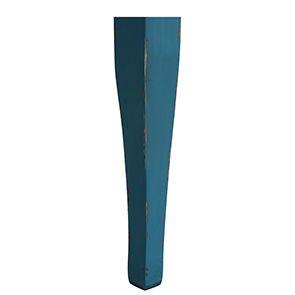 Vitrine bleue en épicéa - Visuel n°4