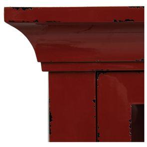 Vitrine en épicéa rouge séville - Visuel n°4