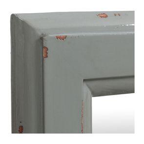 Miroir rectangulaire vert sauge - Visuel n°2