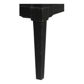 Petite commode 3 tiroirs en épicéa noire - Visuel n°9