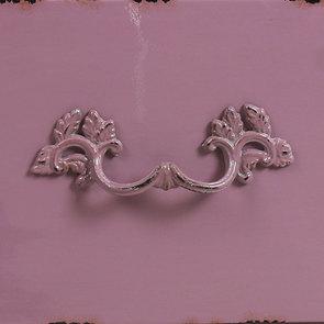Commode 4 tiroirs en épicéa lilas L125 cm - Visuel n°8