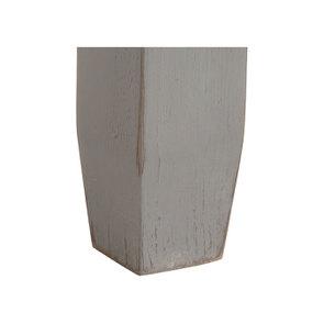 Chaise en bois gris perle - Brocante - Visuel n°7