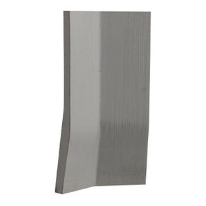 Fileur d'angle en bois massif gris - Brocante