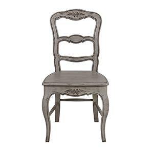Chaise en pin Louise