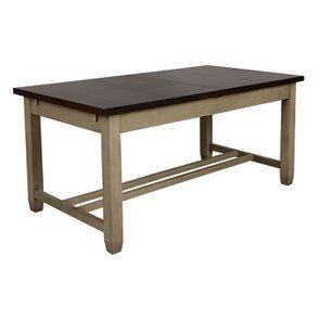 Table extensible en pin 8 à 10 personnes - Brocante - Visuel n°5