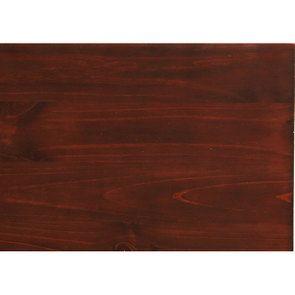 Table haute carrée en pin 2 à 4 personnes - Brocante - Visuel n°4