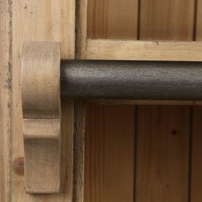 Bibliothèque ouverte en bois massif - Initiale - Visuel n°19