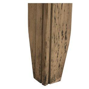 Console 2 portes vitrées en bois massif - Initiale - Visuel n°11