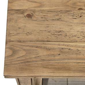 Console 2 portes vitrées en bois massif - Initiale - Visuel n°12