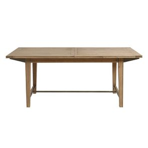 Table rectangulaire extensible -Initiale