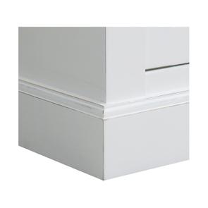 Bas de buffet 4 tiroirs 2 portes - Rhode Island - Visuel n°8