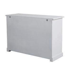 Bas de buffet 4 tiroirs 2 portes - Rhode Island - Visuel n°5