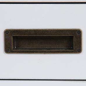 Buffet 2 portes vitrées blanc - Rhode Island - Visuel n°11