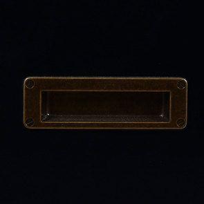 Bas de buffet 4 tiroirs 2 portes noir - Rhode Island - Visuel n°8