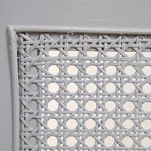 Lit enfant 90x190 en bois gris rechampis blanc - Gustavien - Visuel n°8