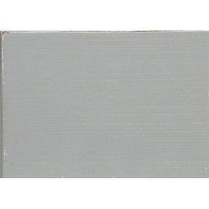 Lit 160x200 en bois gris rechampis blanc - Gustavien - Visuel n°12